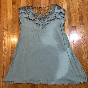 Kimchi blue shift dress